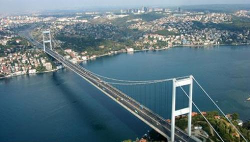 المناطق السياحية فى مدينة اسطنبول بدولة تركيا :