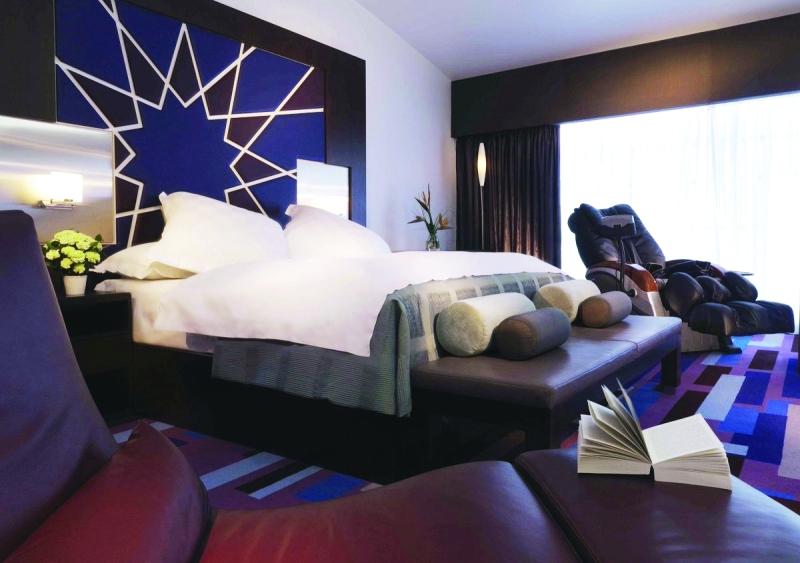 فندق مطار دبي بين أفخم فنادق المطارات بالعالم
