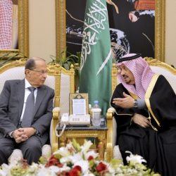 الرئيس  رئيس جمهورية لبنان يصل إلى الرياض
