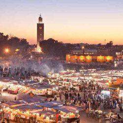 استمتع بعطلتك وسط الطبيعة في مراكش