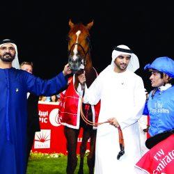 الشيخ محمد بن راشد: كأس دبي العالمـي حدث استثنائي يستقطب نخبة النخبة
