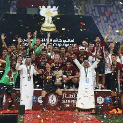 «أصحاب السعادة» بطل كأس الخليج العربي