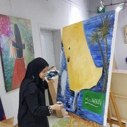 الفنانة الفرنسية المينيري ريتش تعيش مع إرث الفنان التشكيلي بابلو بيكاسو