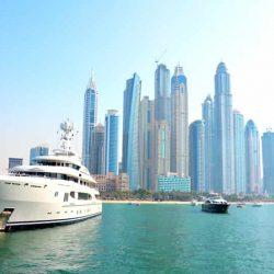 مدينة دبي الأولى عالمياً في الأبراج الشاهقة