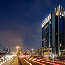 الشيخ أحمد بن محمد يفتتح فعاليات معرض «سوق السفر العربي 2019