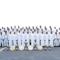 الشيخ محمد بن زايد: ضرورة تأهيـل أبطال الإمارات لخوض المنافسات العالمية