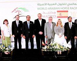مراكش تحتضن عرس الخيول العربية اليوم