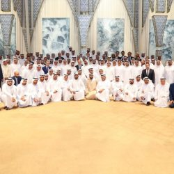 الشيخ خليفة يتلقى دعوة من خادم الحرمين لحضور قمة منظمة التعاون الإسلامي