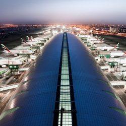 المكتب الإعلامي لحكومة دبي: عمليات مطار دبي الدولي تسير بشكل طبيعي
