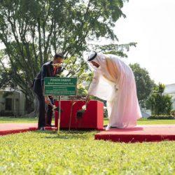 الإمارات وإندونيسيا .. صداقة عنوانها التسامح والتنمية
