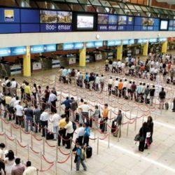 أبوظبي تستقبل رحلة الخطوط السعودية من مطار الملك عبد العزيز الجديد بجدة