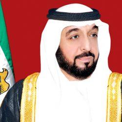 الشيخ محمد بن زايد يصل إلى جدة