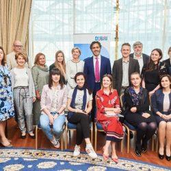 الشيخ هزاع بن زايـد افتتح مؤتمر الطاقة العالمي الرابع والعشرين