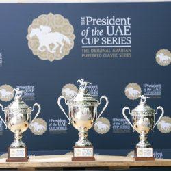 نخبة الخيول العالمية تتنافس على كأس رئيس الدولة