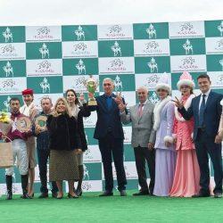 «فاسليف» يتوج بطلاً لـ«كأس زايد» في قازان