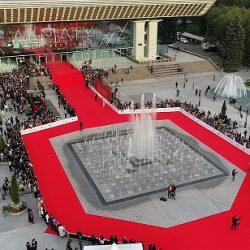 مهرجان ألماتي السينمائي يحتفي بالفنانين المحليين