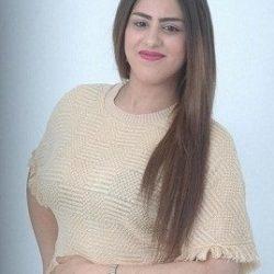 نادية الغرباوي فنانة متعددة المواهب