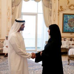 القنصلية العامة لروسيا الاتحادية في دبي تحتفي بعودة هزاع