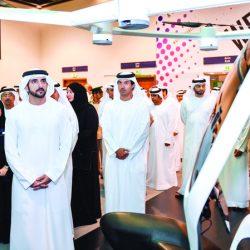 الشيخ أحمد بن سعيد يشهد احتفال الخطوط الهولندية بالذكرى المئوية لتأسيسها