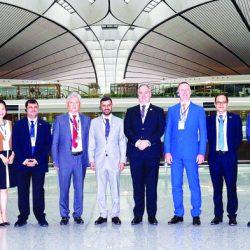 الشيخ أحمد بن سعيد: نواصل جهودنا لتقديم خدمات عالمية المستوى