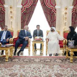 الشيخ محمد بن راشد ورئيس بيلاروسيا يبـــحثان توسيع آفاق العلاقات الثنائية