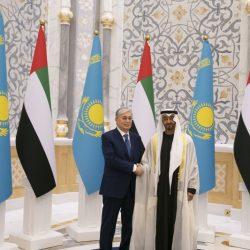 الشيخ محمد بن زايد: نسعى إلى تعزيز علاقــاتنا مع كازاخستان بما يخدم مصالحنا المـشتركة