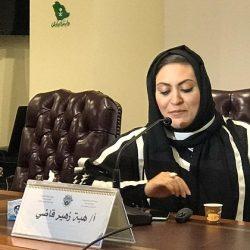 في الصالون الثقافي .. هبة قاضي : الكتابةُ الحقة مطرٌ يتبعه قوسُ قزح