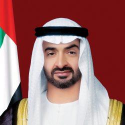 الشيخ محمد بن زايد القائد العربي الأبرز في عام 2019