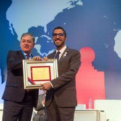 دولة الإمارات تتسلم رسمياً رئاسة المنتدى العالمي للهجرة والتنمية 2020