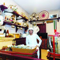 «ثقافة أبوظبي» في مهرجان الشيخ زايد رحلة تنبض بعبق الماضي