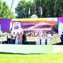 إنجاز تاريخي لاسطبلات «ماس» في مهرجان محمد بن زايد للقدرة