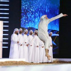 تأهل عيسى محماس الأحبابي وعبيد سالم النعيمي إلى المرحلة الثانية من بطولة فزاع لليولة