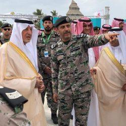 الامير خالد الفيصل يزور جناح السجون بمنطقة مكة المكرمة