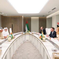بحث علاقات التعاون المشترك بين الإمارات وبلغاريا في مجال الاقتصادية والتجارية
