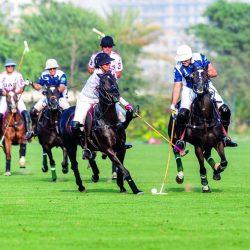 الشيخة ميثاء بنت محمد تقود بولو الإمارات للانتصار الثاني في كأس دبي الذهبية