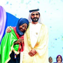 الشيخ محمد بن راشد: فخور بأنّ أكبر مسابقة عـربية بين شبابنا هي القراءة