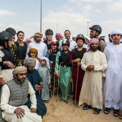 حمدان بن محمد يوجه بإقامة ماراثون لغير المواطنين من العام المقبل