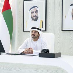 الشيخ محمد بن راشد يتقبل أوراق اعتماد عدد من سفراء الدول الصديقة