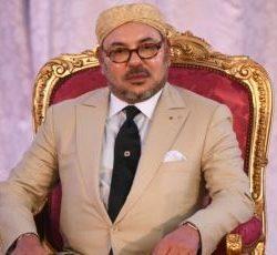يوسف بجراوي يهنئ الملك محمد السادس بعيد الفطر المبارك