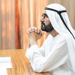 """الشيخ محمد بن راشد يفتتح اجتماع الاستعداد لمرحلة ما بعد """"كوفيد – 19"""" لحكومة دولة الإمارات"""