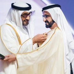الشيخ محمد بن زايد مثمناً اختيار نائب رئيس الدولة للكفاءات: محمد بن راشد صنع الفارق وارتقى بالإمارات