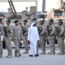 الشيخ محمد بن زايد : ستظل قواتنا حصناً للوطن وقدرته على مواجهة التحديات