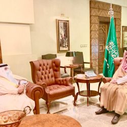 الأمير مشعل بن ماجد يستقبل مدير عام مطار الملك عبد العزيز الدولي