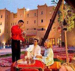 مناطق الجذب السياحي بدبي تستقطب العائلات والزوار من داخل الإمارات