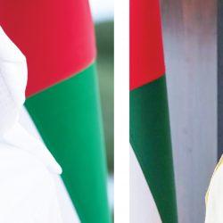 وزراء دولة حكومة الإمارات يؤدّون اليمين الـدستورية عن بُعد