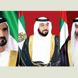 الشيخ خليفة ومحمد بن راشد ومحمد بن زايد يهنئون قادة الدول العربية والإسلامية بعيد الأضحى المبارك