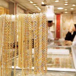 تراجع الذهب اليوم  إذ تعرض لضغوط جراء ارتفاع الدولار