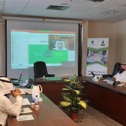 إطلاق ورشة عمل وثيقة البناء الاستراتيجي لوقف لغة القرآن بجامعة الملك عبدالعزيز