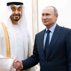 الشيخ محمد بن زايد وفلاديمير بوتين يبحثان هاتفياً تعزيز الشراكة الاستراتيجية