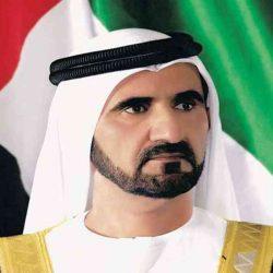 """الشيخ محمد بن راشد يتلقى لقاح لقاح """" كوفيد-19″ كورونا"""